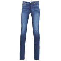 Clothing Men slim jeans Jack & Jones JJIGLENN Blue / Dark