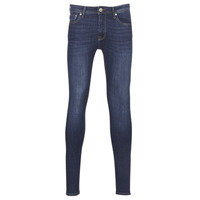 Clothing Men Skinny jeans Jack & Jones JJILIAM Blue