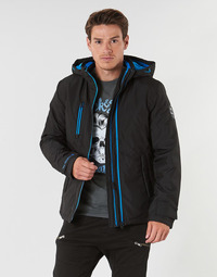 Clothing Men Jackets Jack & Jones JCOBRUCE Black