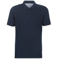 Clothing Men short-sleeved polo shirts Jack & Jones JJEBASIC Marine