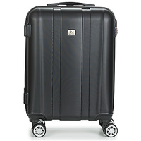 Bags Hard Suitcases David Jones CHAUVETTO 40L Black