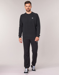 Clothing Men Tracksuit bottoms adidas Originals TREFOIL PANT Black