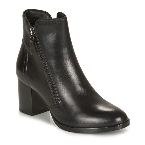 Shoes Women Ankle boots André NEO Black
