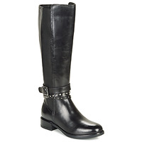 Shoes Women High boots André NUAGE Black