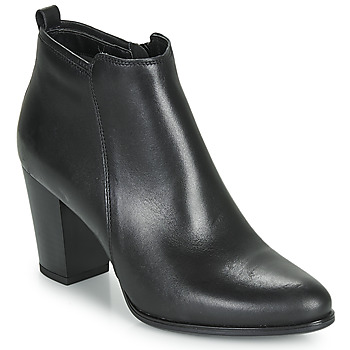 Shoes Women Mid boots André MAGDA Black
