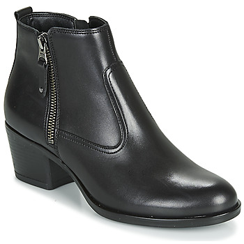 Shoes Women Mid boots André MADRID Black