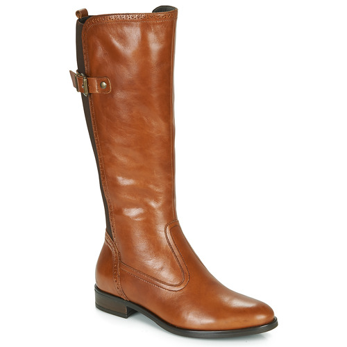 Shoes Women High boots André MAELLE Brown