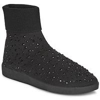 Shoes Women Hi top trainers André BAYA Black