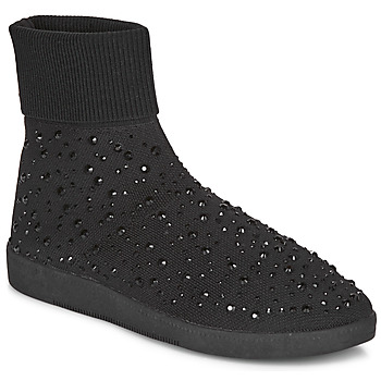 Shoes Women Hi top trainers André BAYA Black