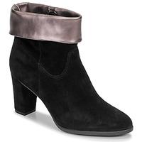 Shoes Women Ankle boots André LILO Black