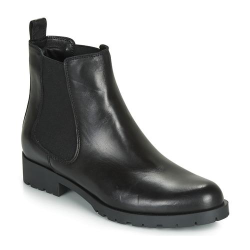 Shoes Women Mid boots André EMMA Black