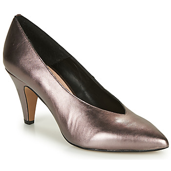 Shoes Women Heels André LOLLA Bronze