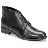 Shoes Women Mid boots André EMILIE Black