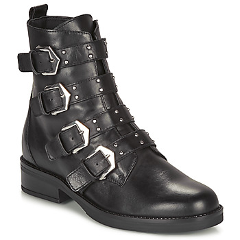Shoes Women Mid boots André NARCISSE Black