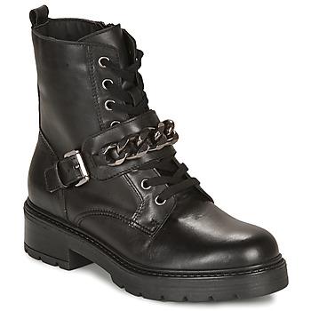 Shoes Women Mid boots André NALA Black