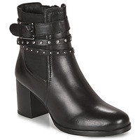 Shoes Women Ankle boots André NOTE Black