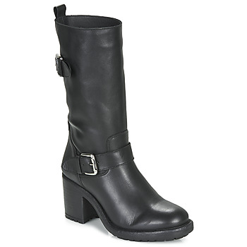 Shoes Women High boots André NASHVILLE Black