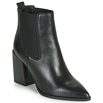 Shoes Women Mid boots André NINETTE Black