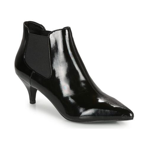Shoes Women Ankle boots André LUCIANA Black