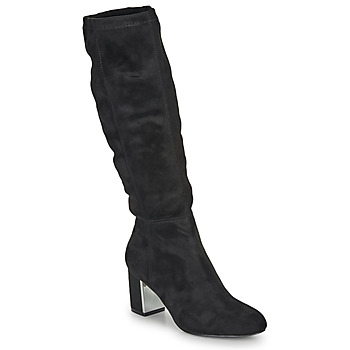 Shoes Women High boots André LAVALLIERE Black