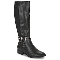Shoes Women High boots André NOLLAN Black