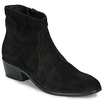 Shoes Women Mid boots André ELEANA Black