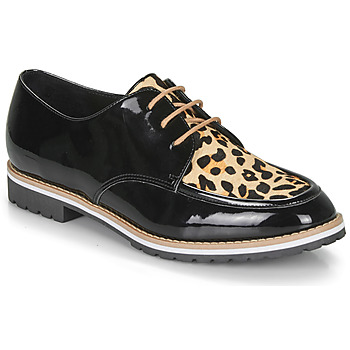 Shoes Women Derby Shoes André CHARLELIE Leopard
