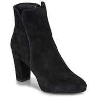 Shoes Women High boots André LEGENDAIRE Black