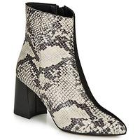 Shoes Women Ankle boots André L'INSOUCIANTE Black