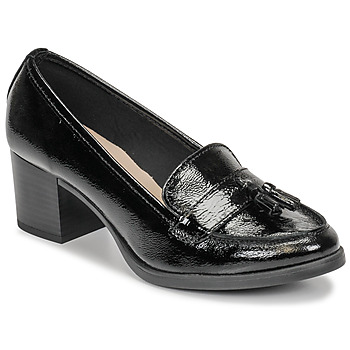 Shoes Women Heels André MAGNOLI Black / Varnish