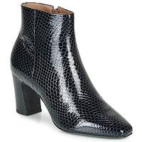 Shoes Women Ankle boots André L'INFLUENTE Marine