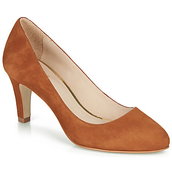 Shoes Women Heels André LINAS Camel