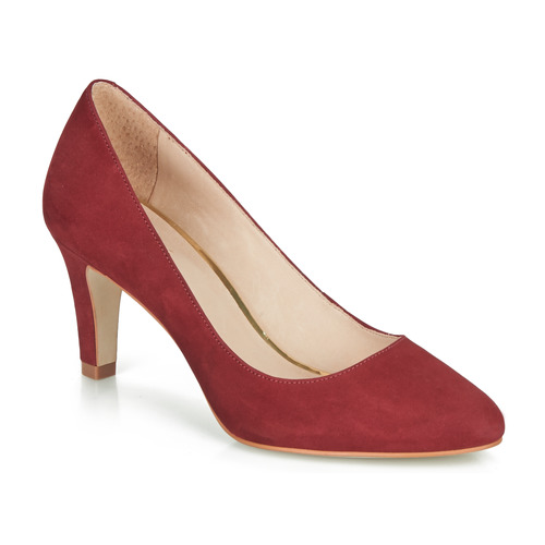 Shoes Women Heels André LINAS Red