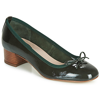 Shoes Women Heels André POEME Green