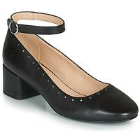 Shoes Women Heels André LAUREATE Black
