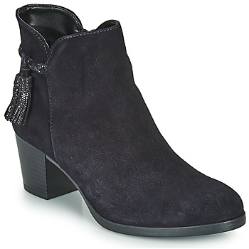 Shoes Women Ankle boots André MARYLOU Marine