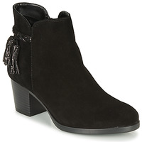 Shoes Women Ankle boots André MARYLOU Black