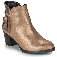 Shoes Women Ankle boots André MARYLOU Gold