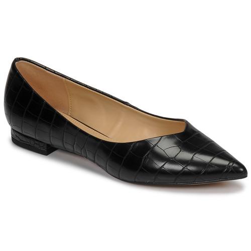 Shoes Women Flat shoes André LISERON Black