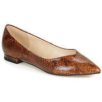 Shoes Women Flat shoes André LISERON Brown