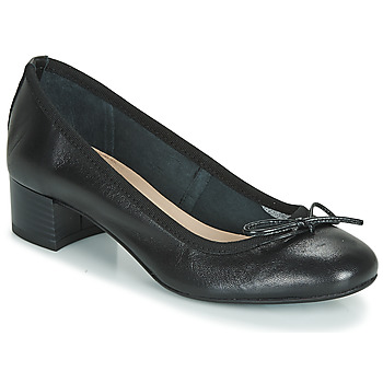 Shoes Women Flat shoes André POEME Black