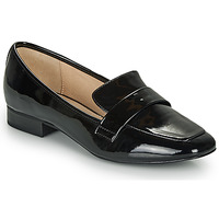 Shoes Women Loafers André LYS Black / Varnish
