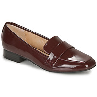 Shoes Women Loafers André LYS Red