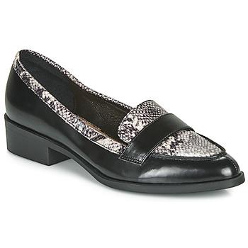 Shoes Women Loafers André NOIX Black