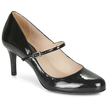Shoes Women Heels André LUCIOLLE Black / Varnish