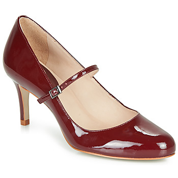Shoes Women Heels André LUCIOLLE Bordeaux