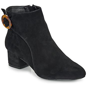 Shoes Women Ankle boots André LOUISON Black