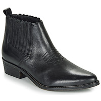 Shoes Women Mid boots André MANA Black
