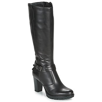 Shoes Women High boots André NADA Black