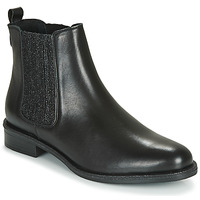 Shoes Women Mid boots André LETKISS Black